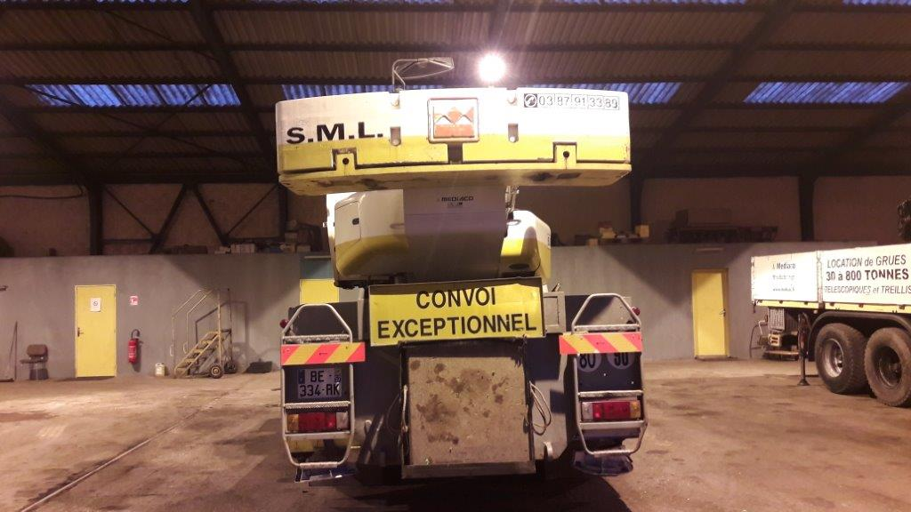 Engins d'occasions Mediaco